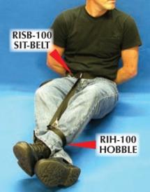 Ripp Restraints International Inc Sit Belt