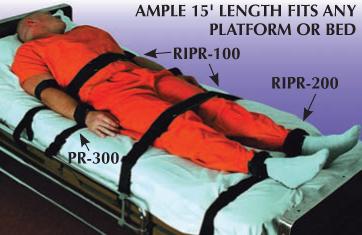 Ripp Restraints International Inc Patient Restraint